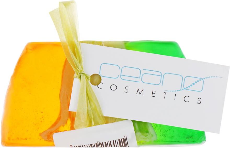 """Мыло брусковое """"Летняя свежесть"""" - Ceano Cosmetics Summer Freshness Soap"""