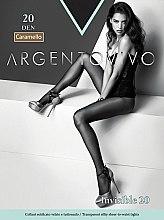 "Духи, Парфюмерия, косметика Колготки ""Invisible"" 20 DEN, caramello - Argentovivo"