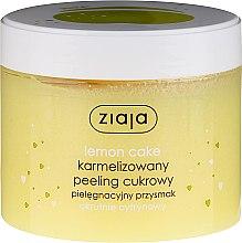 """Духи, Парфюмерия, косметика Сахарный пилинг для тела """"Лимонный кекс"""" - Ziaja Sugar Body Peeling"""