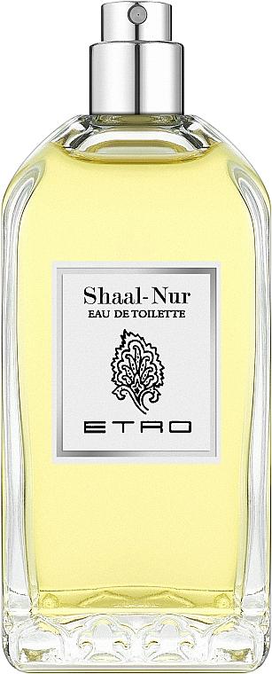 Etro Shaal Nur - Туалетная вода (тестер без крышечки)