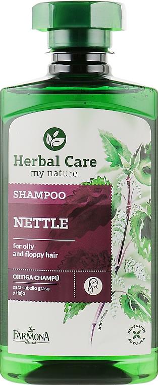 "Шампунь ""Крапива"" - Farmona Herbal Care Nettle Shampoo"