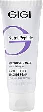 Духи, Парфюмерия, косметика Маска-пилинг - Gigi Nutri-Peptide Second Skin Mask
