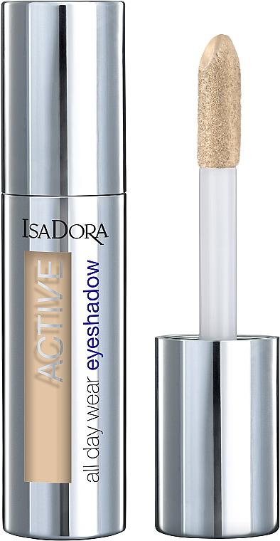 Кремовые тени для век - IsaDora Active All Day Wear Eyeshadow