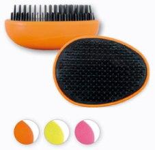 Духи, Парфюмерия, косметика Щетка для волос, 63893 , оранжевая - Top Choice