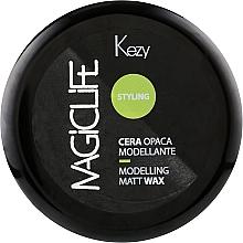Духи, Парфюмерия, косметика Воск моделирующий с матовым эффектом для волос - Kezy Magic Life Modeling Matt Wax