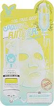 Духи, Парфюмерия, косметика Маска для проблемной кожи - Elizavecca Face Care Tea Tree Deep Power Ringer Mask Pack