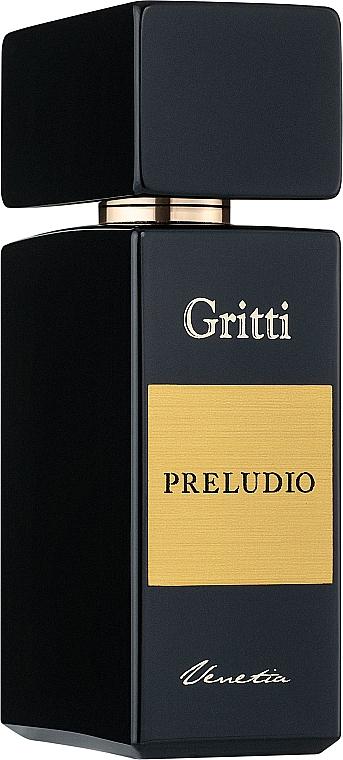 Dr. Gritti Preludio - Парфюмированная вода