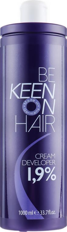 Крем-окислитель 1,9% - Keen