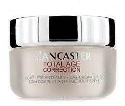 Духи, Парфюмерия, косметика Антивозрастной дневной крем - Lancaster Total Age Correction Complete Anti-aging Day Cream SPF15