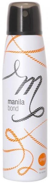 Bond Manila Spirit - Дезодорант