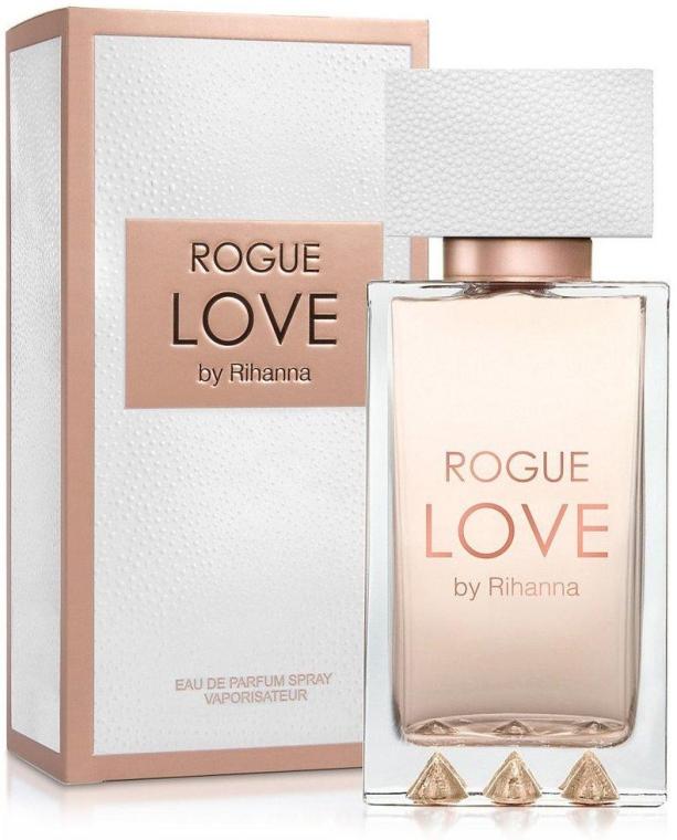 Rihanna Rogue Love - Парфюмированная вода