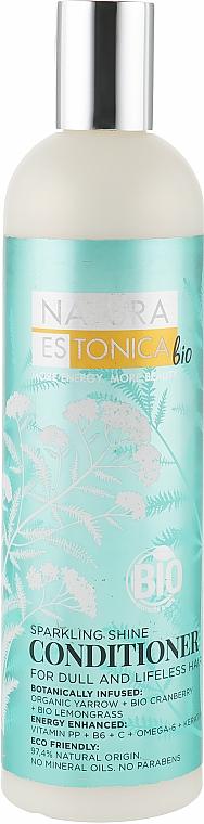 """Кондиционер для волос """"Сияющий блеск"""" - Natura Estonica"""