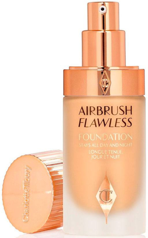 Тональная основа - Charlotte Tilbury Airbrush Flawless Foundation