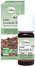 Духи, Парфюмерия, косметика Органическое эфирное масло гвоздики - Galeo Organic Essential Oil Clove