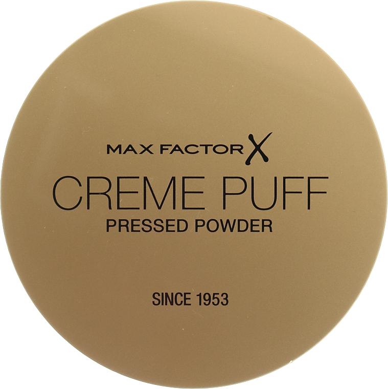 Компактная пудра - Max Factor Creme Puff Pressed Powder