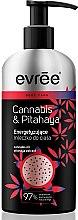 Духи, Парфюмерия, косметика Молочко для тела - Evree Cannabis & Pitahaja Energy Body Milk