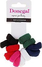 Духи, Парфюмерия, косметика Резинки для волос цветные, 12 шт - Donegal Ponytail Holder Mix