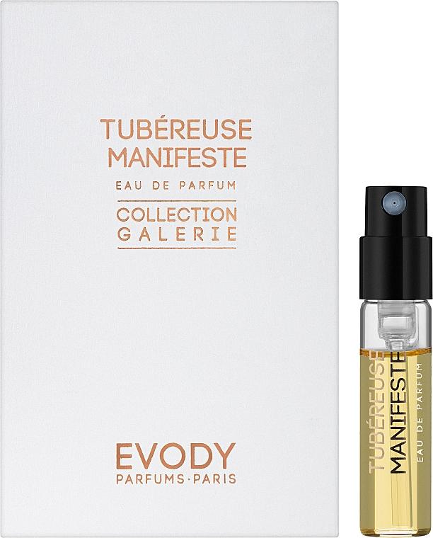 Evody Parfums Tubereuse Manifeste - Парфюмированная вода (пробник)