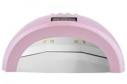 Лампа UV/LED, розовая - Sun 1S Pink 48W — фото N3