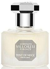 Духи, Парфюмерия, косметика Lorenzo Villoresi Teint de Neige - Духи (тестер с крышечкой)
