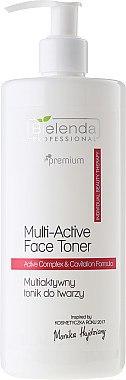 Мультиактивный тоник для лица - Bielenda Professional Individual Beauty Therapy Toner