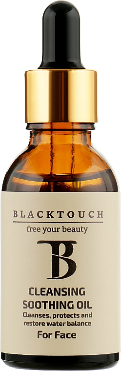 Гидрофильное масло - BlackTouch Cleansing Soothing Oil