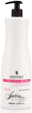 Шампунь для защиты цвета волос - Magnetique Satin Line Shampoo Be Color