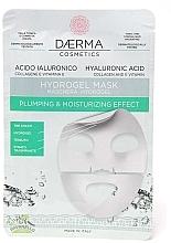 Духи, Парфюмерия, косметика Гидрогелевая маска для лица увлажняющая и разглаживающая - Daerma Cosmetics Hyaluronic Acid Hydrogel Mask