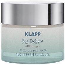 Духи, Парфюмерия, косметика Ферментный пилинг для лица с морскими водорослями - Klapp Sea Delight Enzyme Peeling