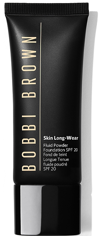 Тональный флюид - Bobbi Brown Skin Long-Wear Fluid Powder Foundation SPF20