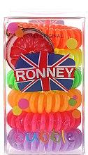 Духи, Парфюмерия, косметика Резинки для волос - Ronney Professional Funny Ring Bubble 5