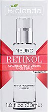 Духи, Парфюмерия, косметика Профессиональная сыворотка против морщин - Bielenda Neuro Retinol Advanced Moisturizing Face Serum