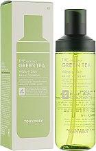 Духи, Парфюмерия, косметика Тоник для лица - Tony Moly The Chok Chok Green Tea Watery Skin