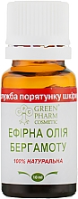 Духи, Парфюмерия, косметика Эфирное масло бергамота - Green Pharm Cosmetic
