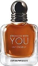 Духи, Парфюмерия, косметика Giorgio Armani Emporio Armani Stronger With You Intensely - Парфюмированная вода