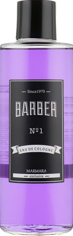 Одеколон после бритья - Marmara Barber №1 Eau De Cologne