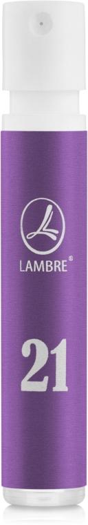 Lambre 21 - Духи (пробник)
