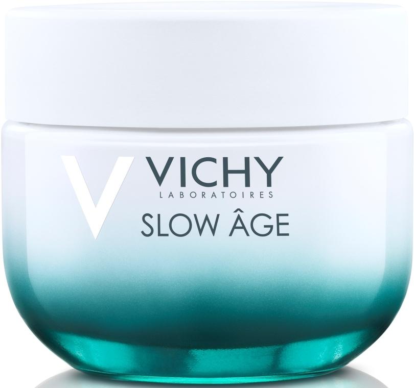Ежедневный крем-уход против признаков старения - Vichy Slow Age SPF 30