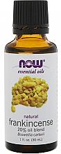 Духи, Парфюмерия, косметика Эфирное масло ладана - Now Foods Essential Oils Frankincense 20% Oil Blend