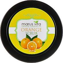 """Духи, Парфюмерия, косметика Скраб для тела """"Апельсиновый"""" - Marus Vita Body Scrub"""