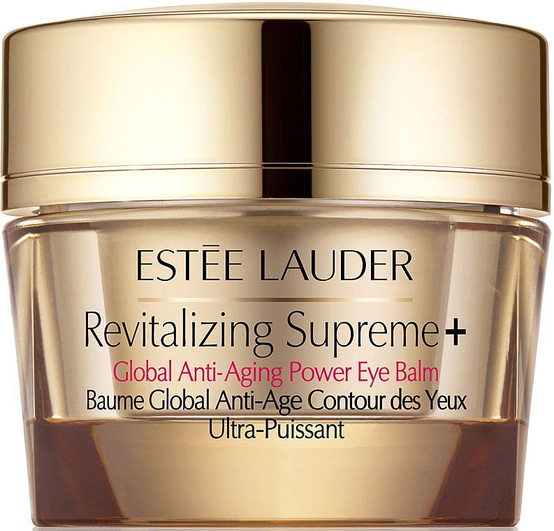 Глобальный бальзам для сохранения молодости кожи вокруг глаз, обогащенный фитоклетками - Estee Lauder Revitalizing Supreme Plus Global Anti-Aging Cell Power Eye Balm