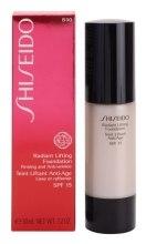 Парфумерія, косметика Тональний засіб з ліфтинг-ефектом - Shiseido Radiant Lifting Foundation SPF 15