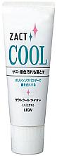 Духи, Парфюмерия, косметика Зубная паста с освежающим и отбеливающим эффектом для курильщиков - Lion Zact Cool Toothpaste