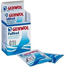 Парфумерія, косметика УЦІНКА Ванна для ніг - Gehwol Fussbad *