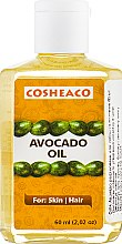 Духи, Парфюмерия, косметика Масло авокадо для лица, волос и тела - Cosheaco Avocado Oil