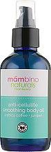 Масло для формування контурів тіла проти целюліту - Mambino Organics Cellufit Body Oil Contour — фото N2