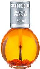 "Духи, Парфюмерия, косметика Масло для кутикулы ""Манго"" - Silcare Cuticle Oil Mango Orange"
