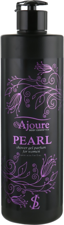 "Крем-гель для душа ""Жемчуг"" - Ajoure Pearl Perfumed Shower Gel"
