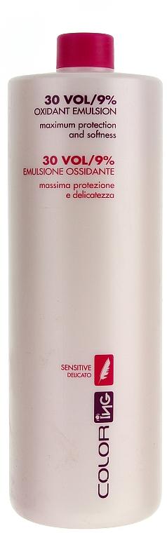 Окислительная эмульсия 9% - ING Professional Color-ING Oxidante Emulsion