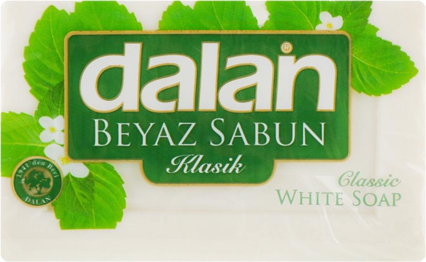 Хозяйственное мыло - Dalan White Soap Classic